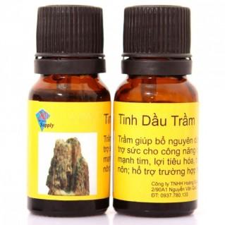 Tinh dầu hương trầm (2 chai)