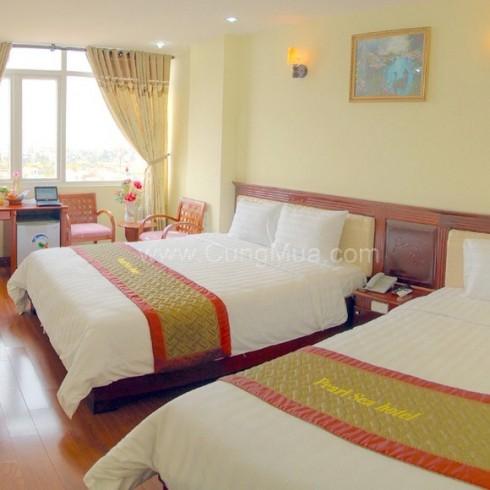 Khách sạn 3 sao Pearl Sea Đà Nẵng