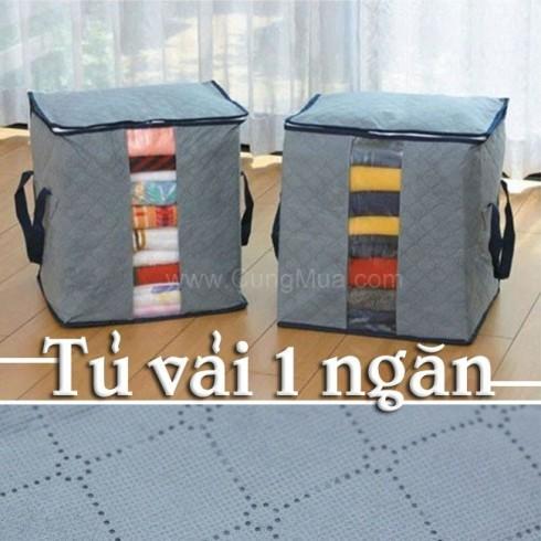 Túi vải 1 ngăn tiện dụng