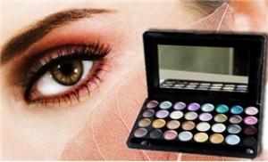 Bảng màu mắt 32 màu - mắt đẹp, long lanh và quyến rũ hơn