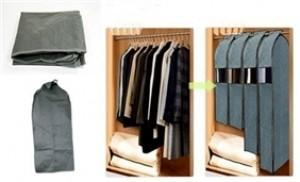 Vỏ bọc quần áo chống bụi bẩn, ẩm mốc, khử mùi hôi - 1 - Gia Dụng