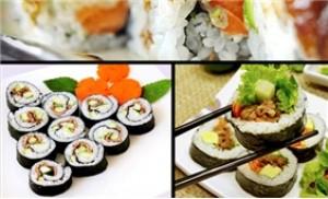 Khóa học 04 món ăn Nhật (02 buổi) tại Trung tâm đào tạo Sao Mai