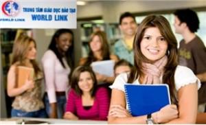 Khóa học Toiec đạt 400 điểm tại trung tâm anh ngữ Worldlink