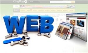 Thiết kế website thương mại điện tử chuyên nghiệp trọn gói tại DKSOFT