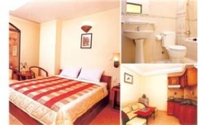 Nghỉ dưỡng 2N1Đ phòng Studio Suite ở Minh Châu Hotel 2 sao tại TP.HCM - 1 - Du Lịch Trong Nước