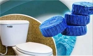 Cho toilet nhà bạn luôn sạch bóng với viên tẩy vệ sinh cao cấp BLOCKS