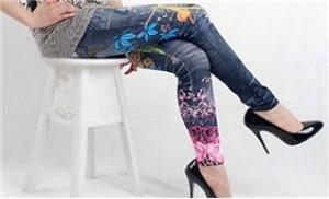 Legging nhiều họa tiết độc đáo cho bạn gái nét trẻ trung, cá tính
