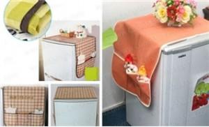 Tấm phủ tủ lạnh: Giữ cho tủ lạnh tránh được bụi bẩn & chống thấm nước