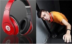 Say đắm trong thế giới âm nhạc với tai nghe Beats cao cấp