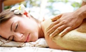 Xông hơi + massage body + mặt bằng hoa quả thiên nhiên tại Anna Spa