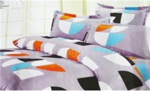 Combo 01 bộ drap trải giường khổ + 02 áo gối nằm + 01 áo gối ôm - 1 - Gia Dụng