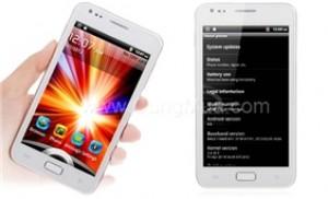Bù thêm 3.400.000đ để sở hữu điện thoại Android Note A9220 5 Inches