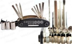 Bộ dụng cụ sửa chữa đa năng cực bền, mở được hầu hết các loại ốc vít