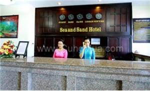 Phòng KS Sea and Sand Hội An 3*/2người/2N1Đ: ăn sáng buffet+ăn tối