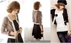 Áo khoác lửng - Thời trang sành điệu cho bạn gái