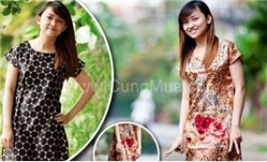 Dịu dàng và quyến rũ với đầm hoa kiểu áo cánh dơi thời trang - 2 - Thời Trang và Phụ Kiện