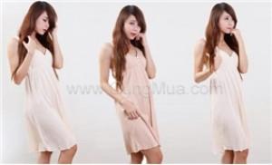 Đầm kiểu dáng Teen Karen - Chất liệu thun cotton Nhật cực kì mềm mịn - 1 - Thời Trang và Phụ Kiện - Thời Trang và Phụ Kiện