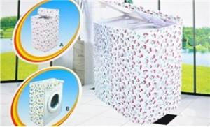 Bảo vệ máy giặt khỏi bụi bặm, nước và ẩm mốc với áo trùm máy giặt - 1 - Gia Dụng - Gia Dụng