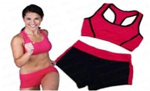 Vừa khỏe, vừa xinh với bộ đồ tập thể dục Aerobic, Yoga, bơi...