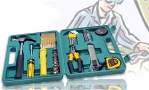 Bộ đồ kim khí nhỏ 37 món - sửa chữa điện, vật dụng dễ dàng hơn