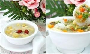 01 súp vi cá / 01 chè tổ yến thơm ngon, bổ dưỡng cho bạn và gia đình
