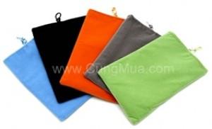 Túi nhung Color chống sốc cho máy tính bảng 07 Inch màu sắc trẻ trung