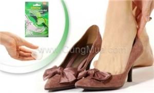 Combo 08 miếng lót giày Silicon bảo vệ đôi chân, không đau - 1 - Dịch Vụ Làm Đẹp