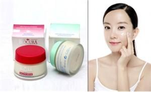 Kem dưỡng da ban Ngày và Đêm Biocura Q10 nhập khẩu Đức