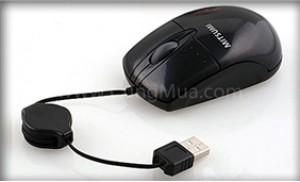 Chuột dây rút Mitsumi - Phụ kiện thiết yếu cho máy tính của bạn - 1 - Công Nghệ - Điện Tử