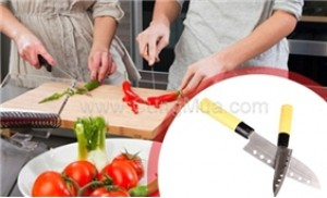 Combo 02 dao cắt thịt đông lạnh Kitchen Knife - 2 - Gia Dụng