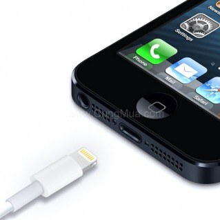 Cáp sạc Iphone 5