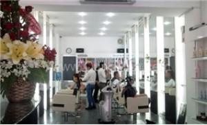 Salon Ngọc Nữ:DV nhuộm phủ bóng Pha Lê Tóc-Cam kết chỉ dùng SP L'OREAL
