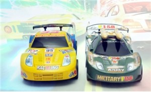 Xe ô tô chạy đà siêu bự - món đồ chơi mới lạ, độc đáo cho bé