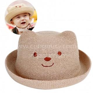 Mũ gấu trẻ em