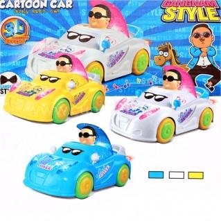 Ô tô phát nhạc Gangnam Style