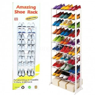 Kệ giày 10 tầng Amazing shoes rack