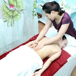DV massage toàn thân Amaron (Voucher)