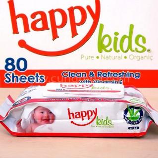 Gói giấy ướt Happy Kids (05 gói)