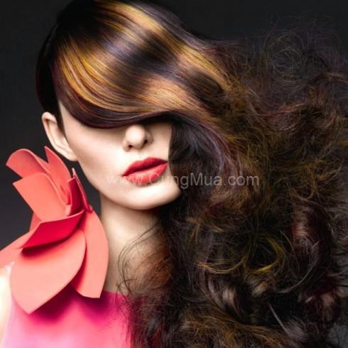 Phục hồi tóc, gội, sấy và tạo kiểu tóc tại Salon V.Art