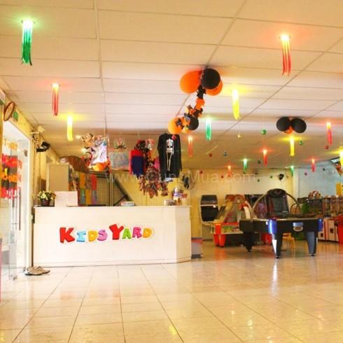 Thỏa thích vui chơi 1/6 tại khu vui chơi trẻ em KidsYard