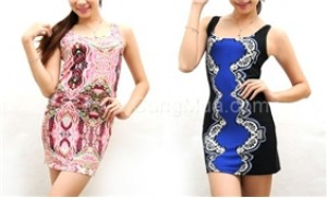 Đầm Tankdress - Chiếc váy không tuổi thời trang siêu tiện lợi