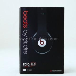 Tai nghe Beat SoLo HD 2010