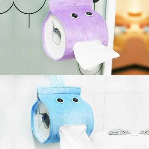 Túi đựng giấy vệ sinh ngộ nghĩnh (2 túi)