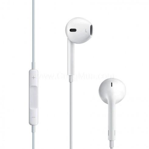 Tai nghe kiểu dáng EarPods dùng cho các dòng iPhone, iPad, iPod