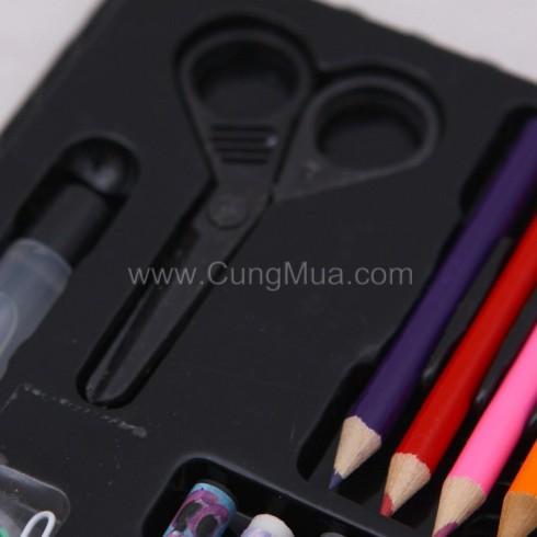 Hộp bút chì màu 86 món