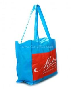 Combo 3 túi vải đựng đồ có dây kéo tiện dụng