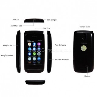 Điện thoại Nokia Asha 307