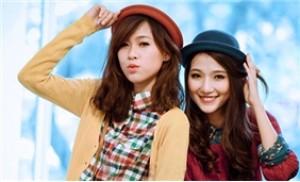 Mũ Vintage dịu dàng nhưng không kém phần cá tính và phong cách