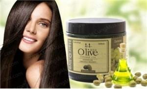 Dầu hấp tóc Olive 930ml - Mái tóc mềm mại, mượt mà từ bên trong