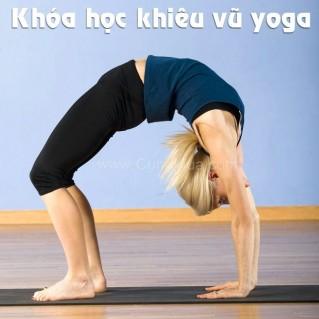 Học sexy dance hoặc khiêu vũ yoga 12 buổi tại 193 Fitness Center